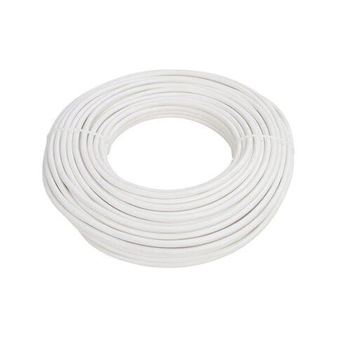 Câble souple H05VV-F 4Gx0.75mm² Blanc - (50 mètres)
