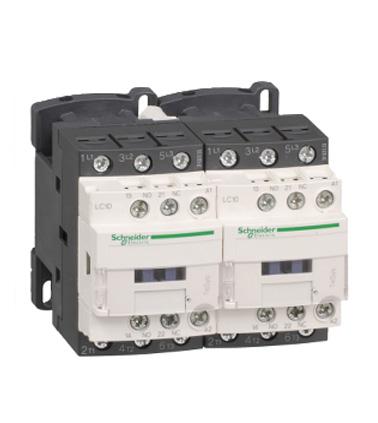Contacteurs, relais et gestion moteur